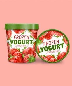 Yogurt Mockup 1