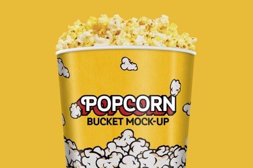 popcorn bucket mockup 2