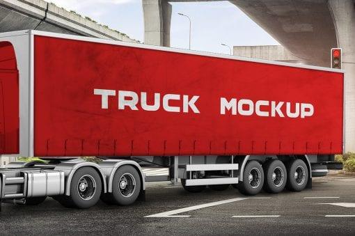 Truck Mockup 1