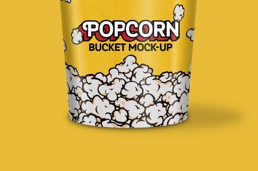 popcorn bucket mockup 3
