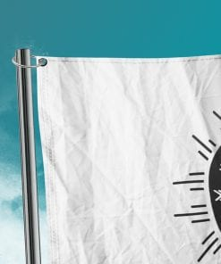 Flag Mockup 1
