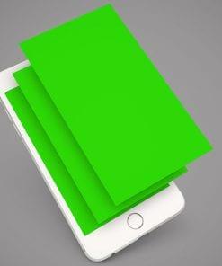 iPhone mockup 2