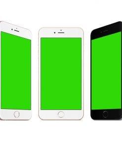 iPhone mockup 6