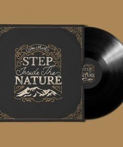 Vinyl Mockup 1