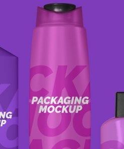 Cosmetic Packaging Mockups 1