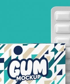 Gum Package mockup 2