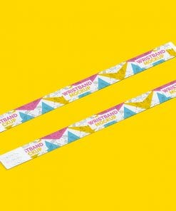 Event Wristband Bracelet Mockup 2