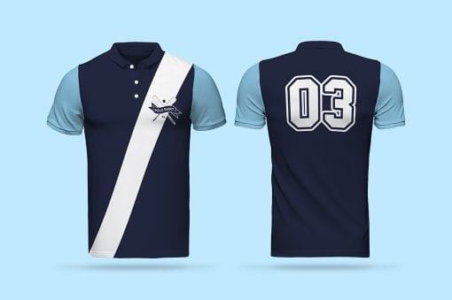 Polo Shirt Mockup 2