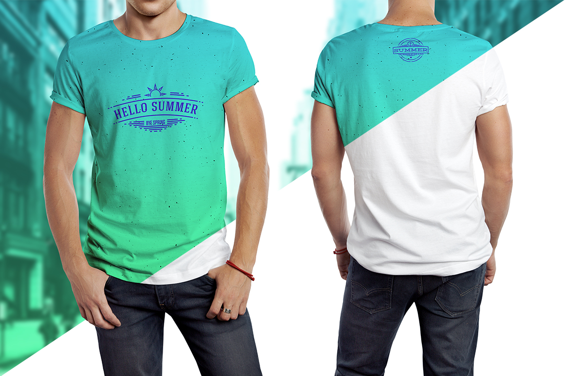 Men T Shirt Mockup Mockupslib