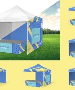 Party Tent Mockup 8
