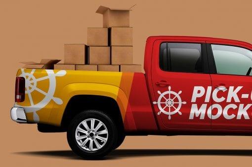 Pick Up Truck 2