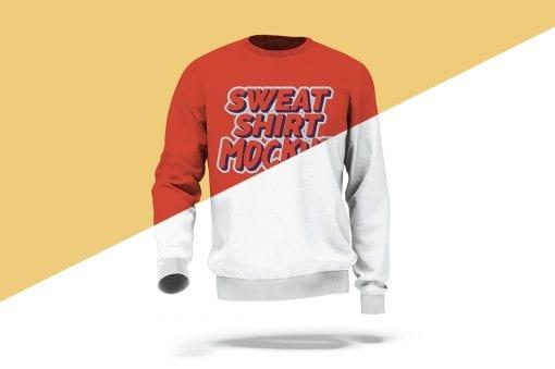 Sweatshirt Mockup 3