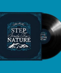 Vinyl Mockup 3