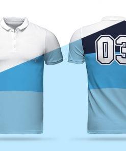 Polo Shirt Mockup 4