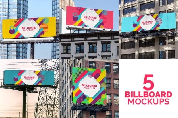 billboard mockups 1
