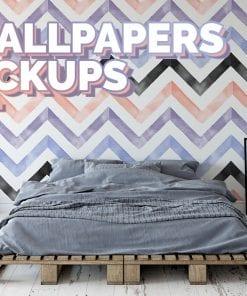 wallpaper mockups cover