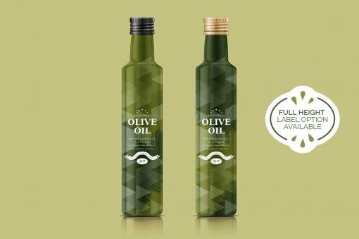 Olive Oil Bottle 3