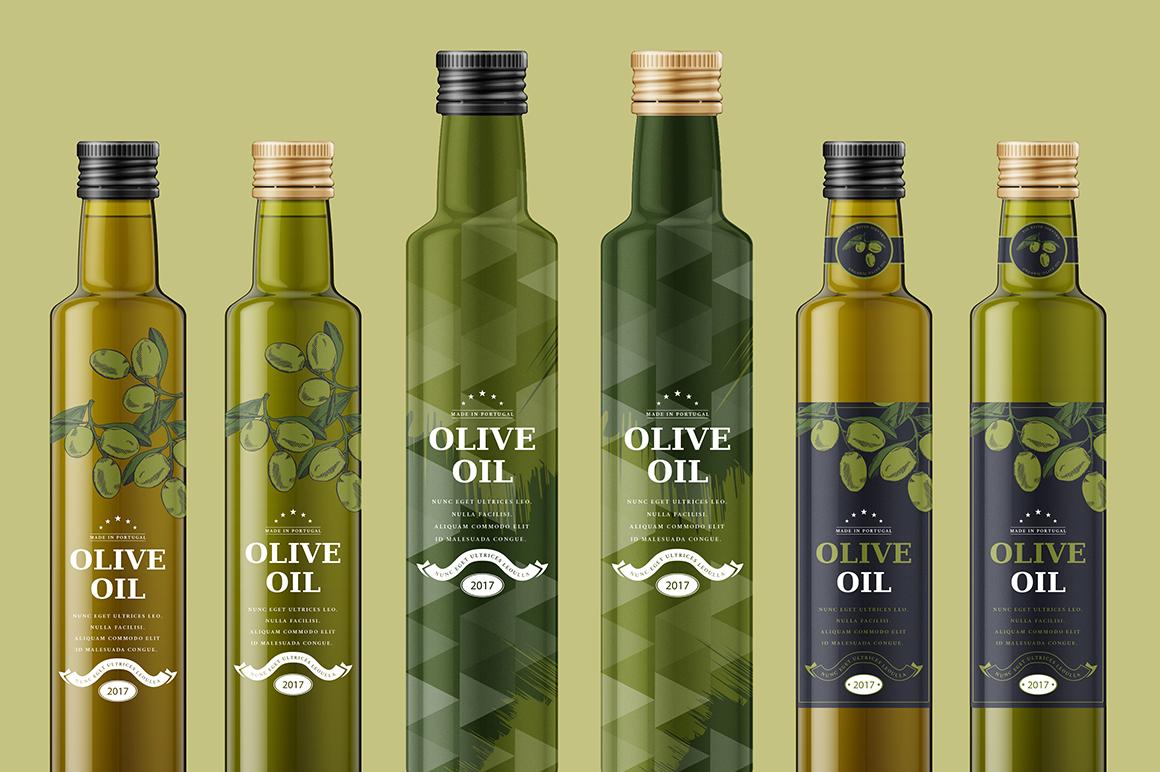 3e70012bc6de Olive Oil Bottle Mockup